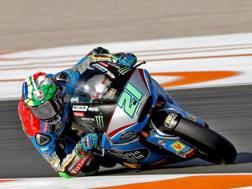 Franco Morbidelli, iridato Moto2 del 2017. Epa