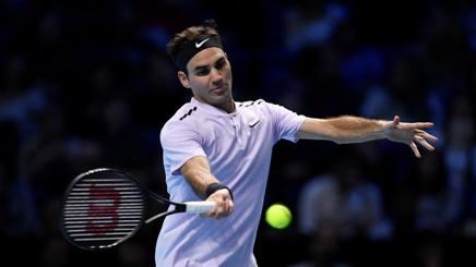 Roger Federer, 36 anni. Reuters