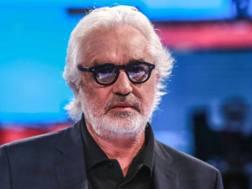 Flavio Briatore, 67 anni. Lapresse