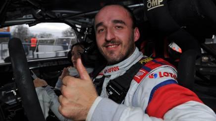 Robert Kubica, 32 anni, manca in F.1 dal 2010 - LaPresse