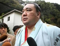 Harumafuji Kohei, 33 anni AP