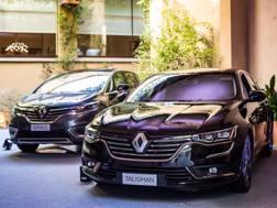 La gamma Executive Renault sulla Talisman e sulla Espace