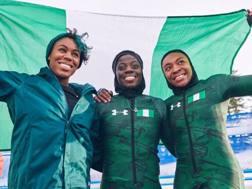Seun Adigun, Ngozi Onwumere e Akuoma Omeoga