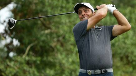 Francesco Molinari. Reuters