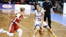 Cecilia Zandalasini contro la Croazia