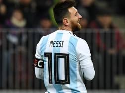Leo Messi, 30 anni.