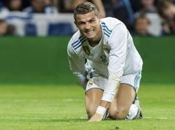 Cristiano Ronaldo, portoghese del Real Madrid. Epa