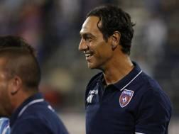 Alessandro Nesta, 41 anni, è alla guida del Miami FC dall'agosto 2015. miamifc.com