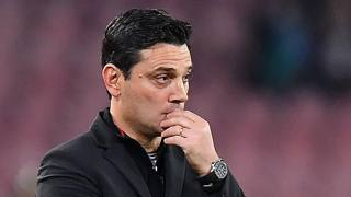 Vincenzo Montella, 43 anni, è il tecnico del Milan LaPresse