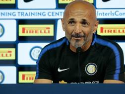 Luciano Spalletti (58 anni) alla prima stagione sulla panchina dell'Inter. GETTY IMAGES