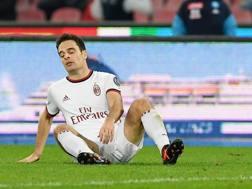 Giacomo Bonaventura, 28 anni, centrocampista del Milan. Getty