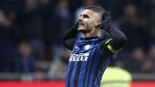Mauro Icardi, 24 anni, attaccante dell'Inter. LaPresse