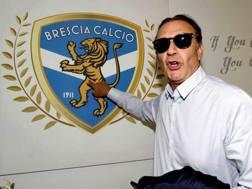 Massimo Cellino, 61 anni. LaPresse