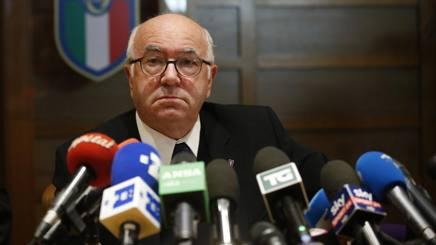 Carlo Tavecchio, 74 anni, ex presidente della Figc. LaPresse