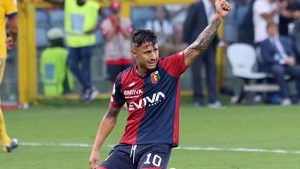 Gianluca Lapadula, 27 anni. LAPRESSE