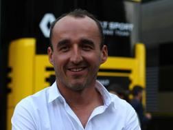 Robert Kubica, 32 anni, 77 gare disputate e una vittoria LaPresse