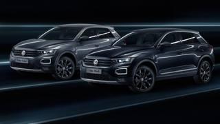 Le serie speciali della Volkswagen T-Roc: Black e Cyber