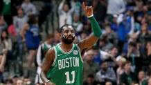 Kyrie Irving, 25 anni. Afp