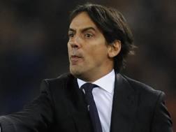 Simone Inzaghi, 41 anni, è il tecnico della Lazio Getty