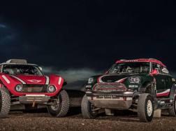 Le Mini per la Dakar