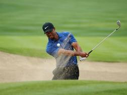 Tiger Woods, 41 anni, vincitore di 14 Major in carriera, tornerà a gareggiare la prossima settimana GETTY