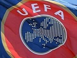 Il logo Uefa