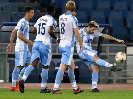 Lazio-Vitesse 1-1, il tabellino