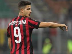 André Silva,22 anni, prima stagione al Milan. Getty