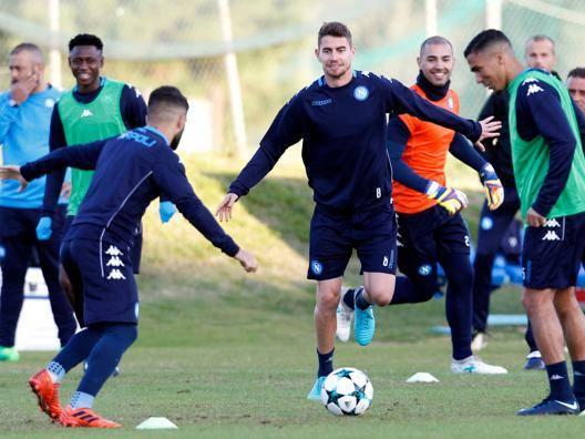 Sarri punta su Jorginho Guiderà l'assalto all'Udinese