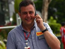 Mario Isola, responsabile Car Racing Pirelli