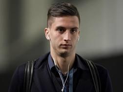 Rodrigo Bentancur (20 anni) alla prima stagione con la Juventus. GETTY IMAGES