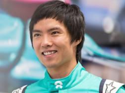 Ma Qing Hua, 30 anni, nuovo pilota del team NIO per la Formula E