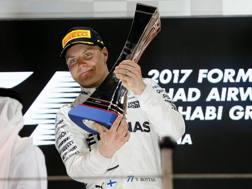 Valtteri Bottas, terza vittoria nel 2017. Reuters