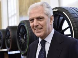 Marco Tronchetti Provera, presidente della Pirelli. Ansa