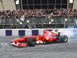 Ferrari protagonista della giornata inaugurale del Motor Show 2017
