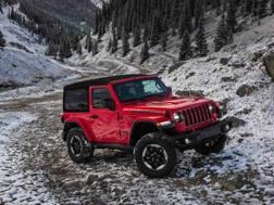 La nuova Jeep Wrangler