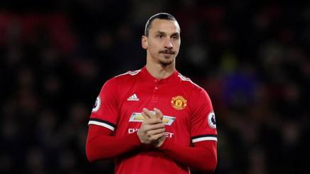 Zlatan Ibrahimovic, 36 anni. Action Images