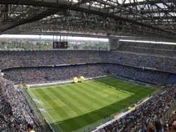 Lo stadio 'Giuseppe Meazza'. GETTY IMAGES