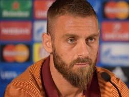 Daniele De Rossi, 34 anni. LAPRESSE