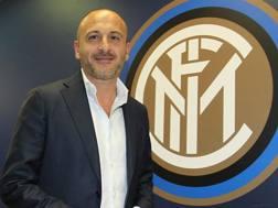 Piero Ausilio (45 anni), direttore sportivo dell'Inter. GETTY IMAGES