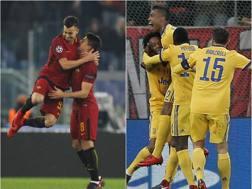 Roma e Juve possono festeggiare: sono agli ottavi di Champions League