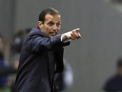 Massimiliano Allegri, 50 anni. AP