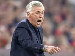 Carlo Ancelotti, 58 anni. AP