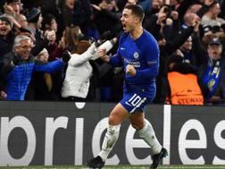Eden Hazard, 26 anni, Chelsea. EPA