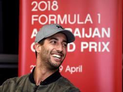 Daniel Ricciardo, 28 anni. Afp