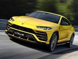 Il nuovo Lamborghini Urus