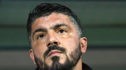 Gennaro Gattuso, 39 anni, tecnico del Milan Afp