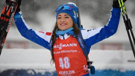 Dorothe Wierer, 27 anni, Getty Images