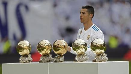 Ronaldo, una