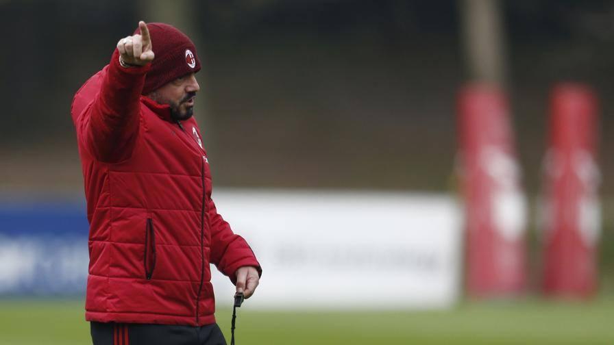 """Gattuso: """"Ora basta schiaffi Calha? Mai voluta cessione"""""""